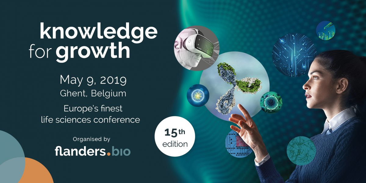 life science event flanders.bio 2019
